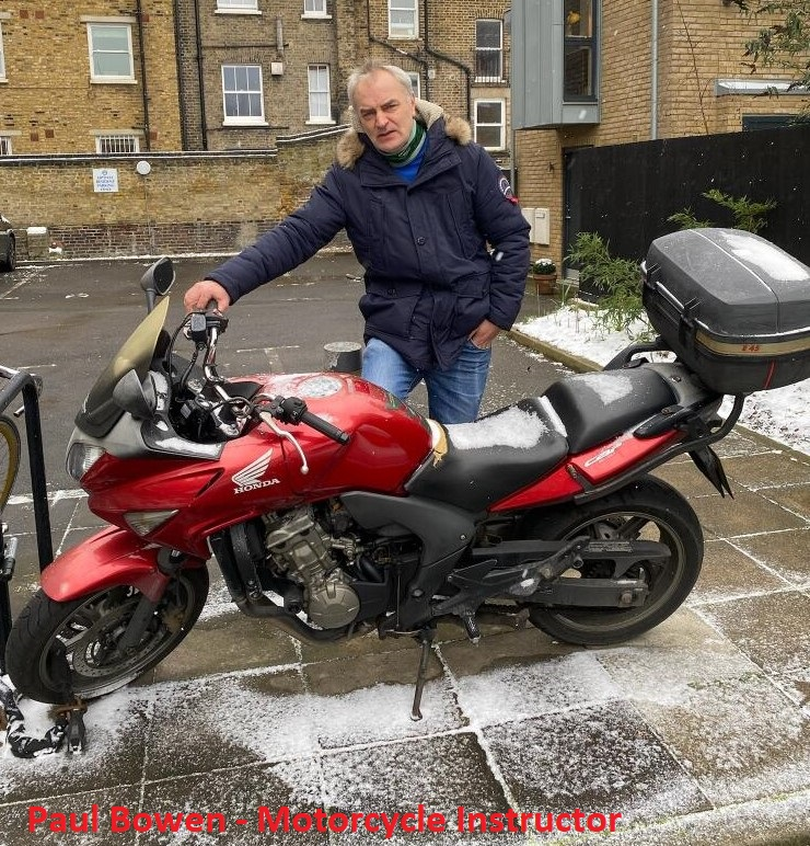 Paul Bowen - Motorcycle Instructor
